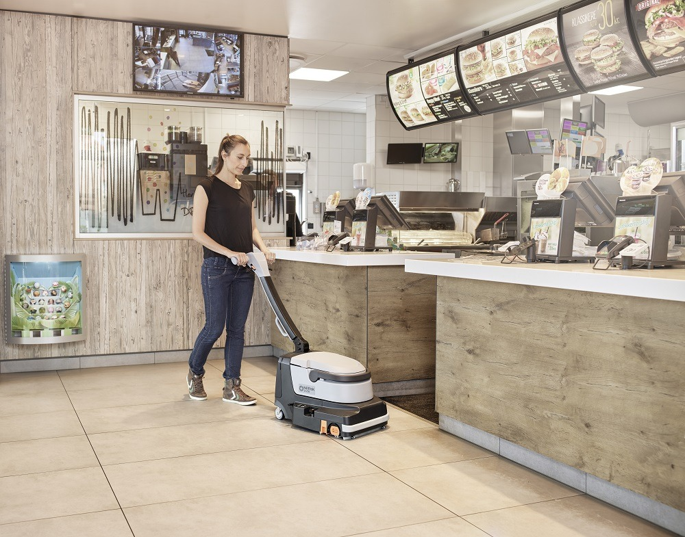 A Sweeper or Scrubber: Which One is Right for Your Job?