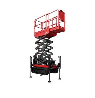 Introducing the Athena HE scissor lift