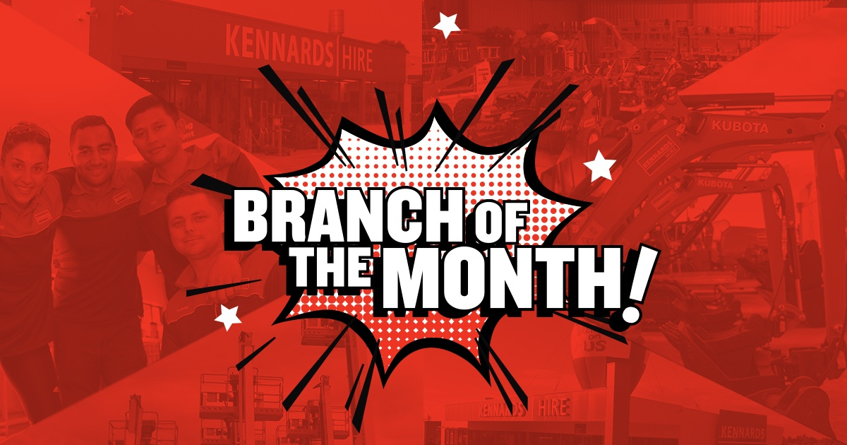 Branch of the Month: Belconnen
