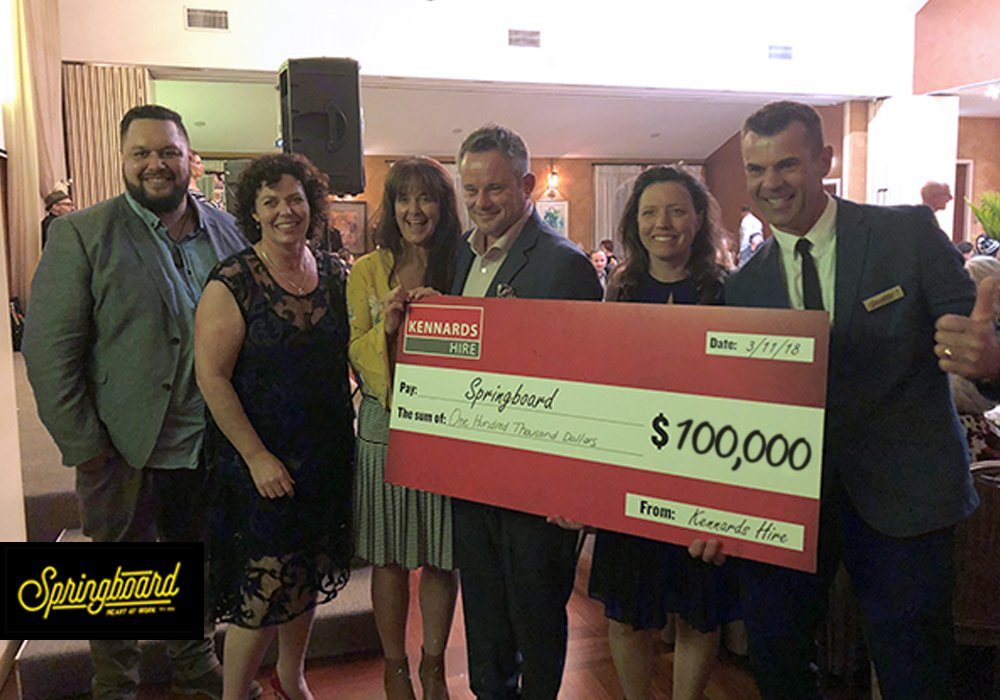 Double Impact fundraiser springs over $240,000 for Springboard Community Works
