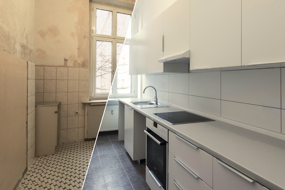 How to Tackle a Kitchen Reno and Stick to Budget