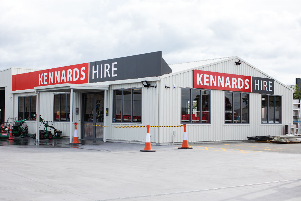 Kennards Hire moves into The Mount
