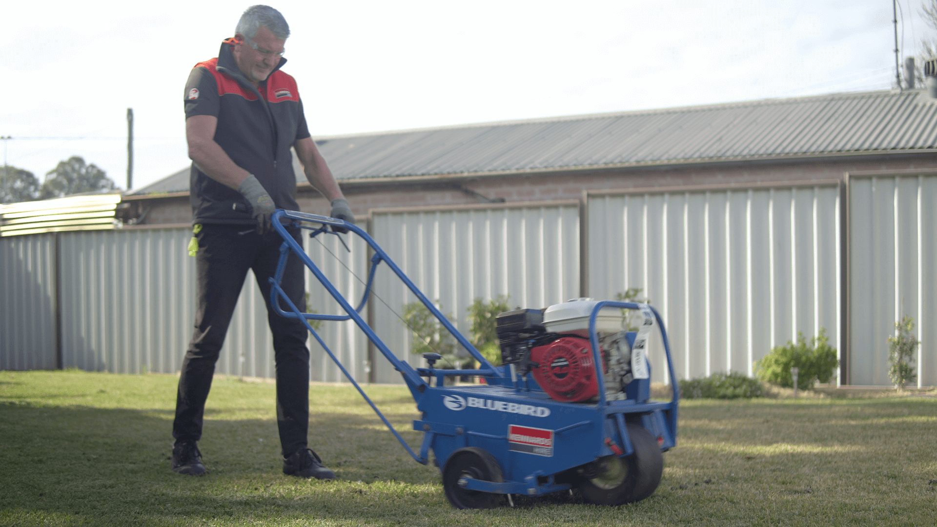 Preparing your lawn