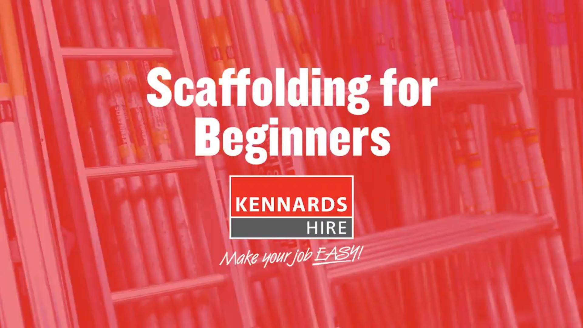 How to Set Up Scaffold