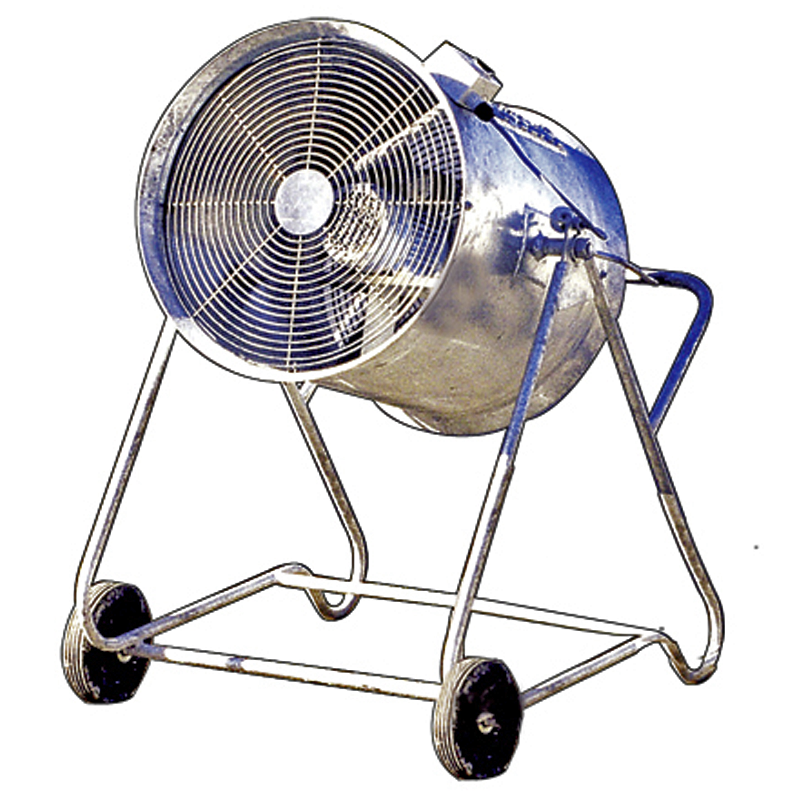FAN - EXHAUST 500MM 20IN for Rent - Kennards Hire