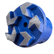 PLUG 5 SEG ARROW - 30/40# BLUE