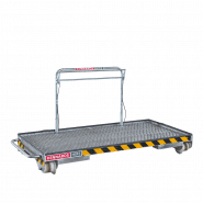 TROLLEY - RAIL  700KG 1435MM
