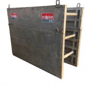 TRENCH SHIELD 2.4M X 2.4M SET