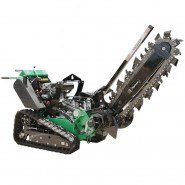 TRENCHER - 125MM X 1000MM SELF PROPELLED