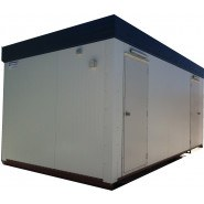 SHED - ABLUTION 4.8M X 2.4M