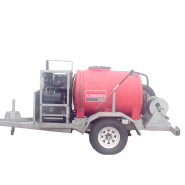 PRESSURE WASHER - 3000PSI HOT WATER DIESEL (TRAILER)