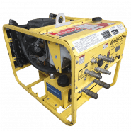 RAIL - HYDRAULIC POWER PACK 40L