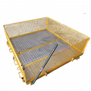 TROLLEY - CAGE 1.4M