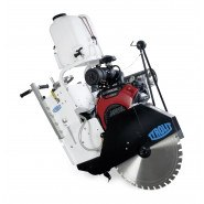 SAW - ROAD 600MM (24IN) PETROL