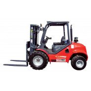 FORKLIFT -  3.5T ROUGH TERRAIN