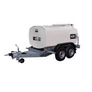 FUEL TANK - DIESEL  1500L TOWABLE