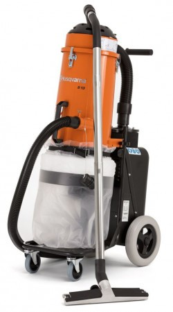 VACUUM CLEANER - CONCRETE SMALL H-CLASS