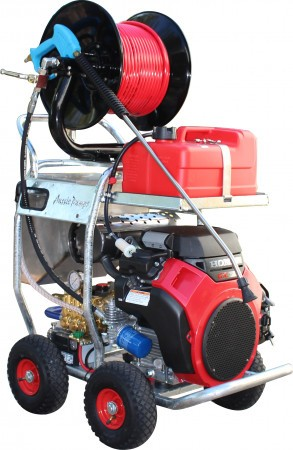 DRAIN CLEANER 6IN JETTER 4000PSI