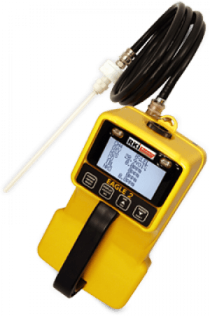 GAS DETECTOR 4 IN 1 - LANDFILL