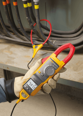 CLAMP METER - INDUSTRIAL