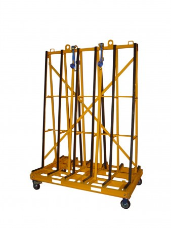 TROLLEY - GLASS LARGE 2T