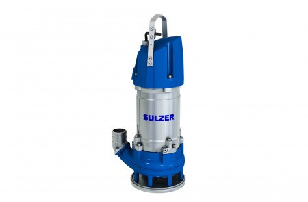 PUMP - SUBMERSIBLE 100MM (4IN) 415V SLUDGE
