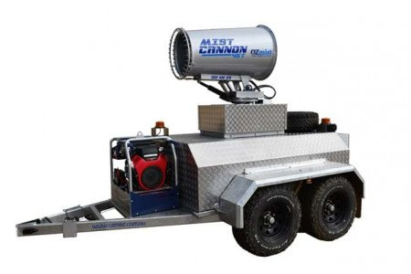 DUST SUPPRESSION UNIT LARGE (TRAILER)