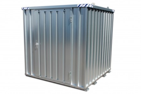 CONTAINER - STORAGE UNIT 2M X 2M