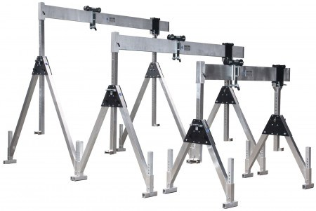 GANTRY - ALUMINIUM 1.5T  MINI