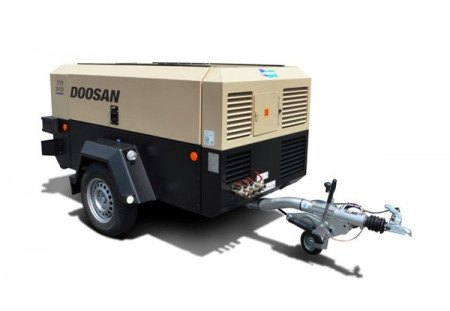 AIR COMPRESSOR 200 CFM HIGH PRESSURE