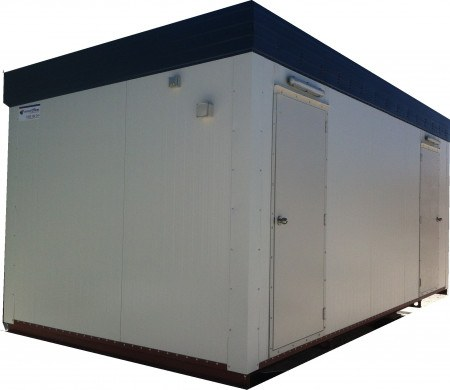 TOILET BLOCK - 12.0M X 3.0M MALE/FEMALE