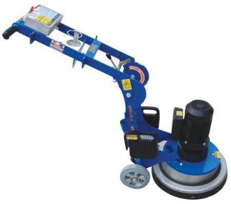 CONCRETE GRINDER -  SINGLE HEAD HEAVY DUTY 240V