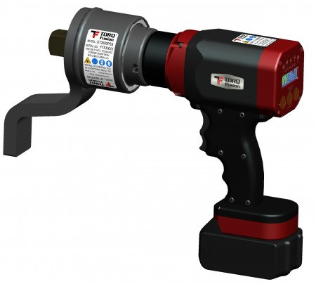 TORQUE WRENCH - CORDLESS ELECTRIC 3500NM
