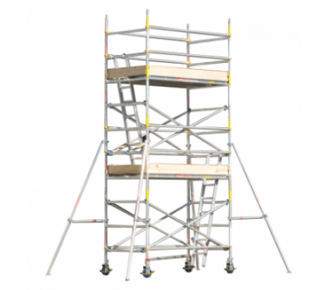 SCAFFOLD - ALUM 2 M SINGLE WIDTH VIC / SA / WA ONLY