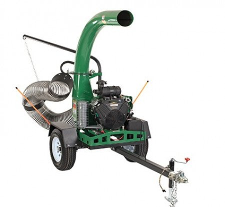 LAWN VACUUM - TOWABLE