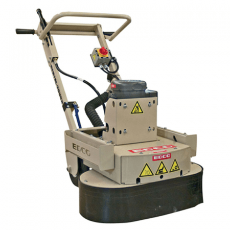 CONCRETE MOWER - DOUBLE HEAD 415V