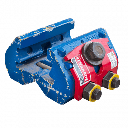 RAIL - CLAMP LONG 41KG TO 47KG (BLUE)