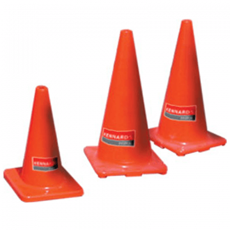 TRAFFIC CONES  450MM (EACH)