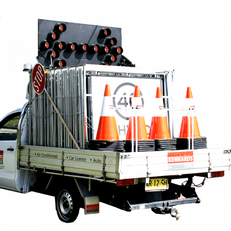 TRAFFIC MANAGEMENT POD (COMPLETE UNIT)