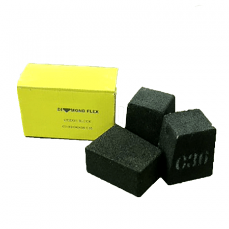 STONES - WEDGE BLOCKS (PK OF 3) BLACK