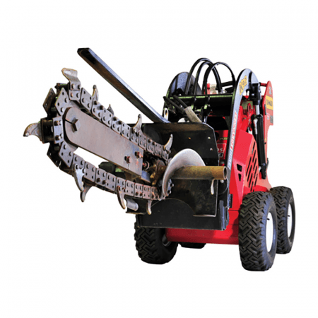 MINI LOADER - TRENCH ATTACHMENT SMALL