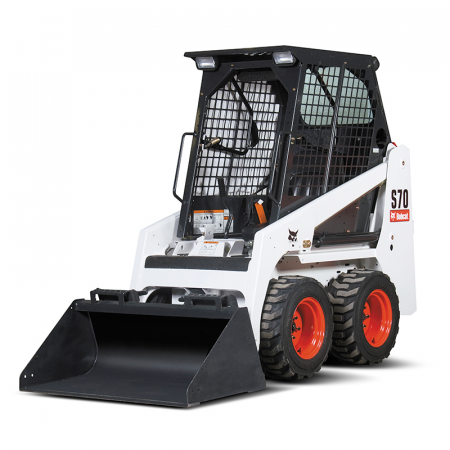 SKID STEER LOADER - WHEELED SMALL