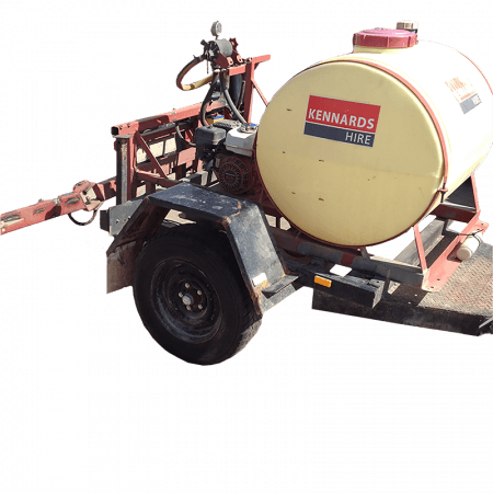 AGRICULTURE SPRAY - 400L SKID