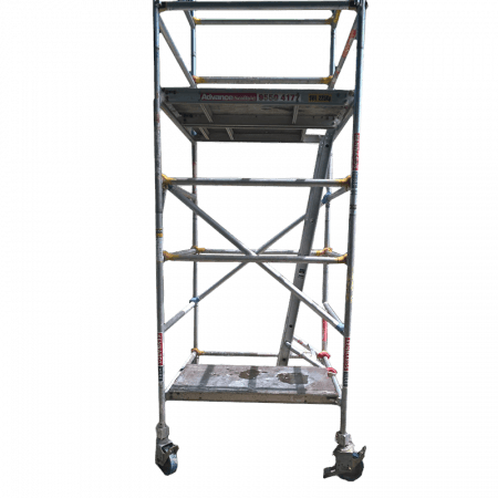 SCAFFOLD - LIFTWELL 1.2M X 1.2M TO 3M