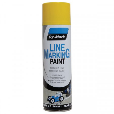 PAINT - LINE MARKING YELLOW