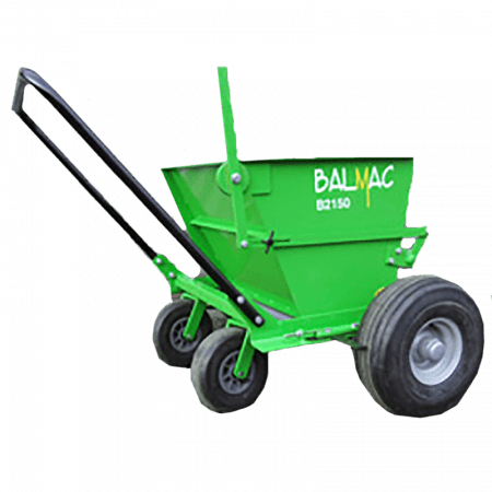SOIL SPREADER