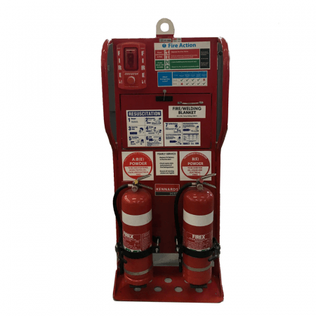 FIRE STATION - PORTABLE