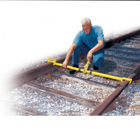 RAIL - TRACK GAUGE ADJUSTER (1435MM) HEAD OF RAIL
