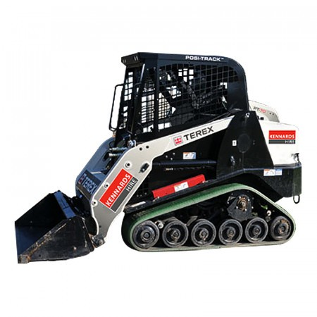 SKID STEER - TRACKED LOADER SMALL