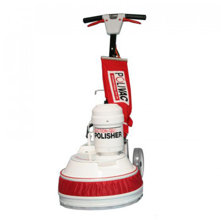 FLOOR SANDER - ROTARY WITH VAC